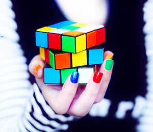 rubix_cube_and_colourful_nails_by_booshdoll